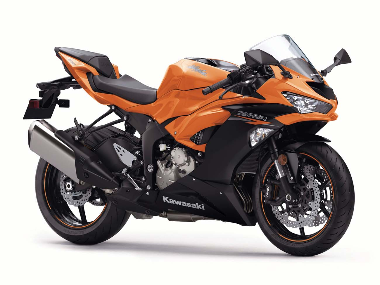 Kawasaki ZX-6R Ninja technical specifications